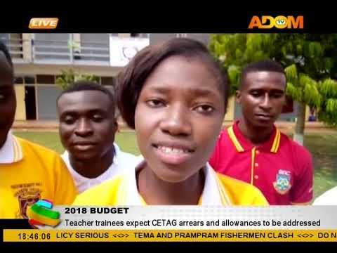 Adom TV News (14-11-17)