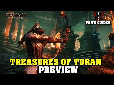 Conan Exiles - Treasures of Turan DLC Preview & Giveaway