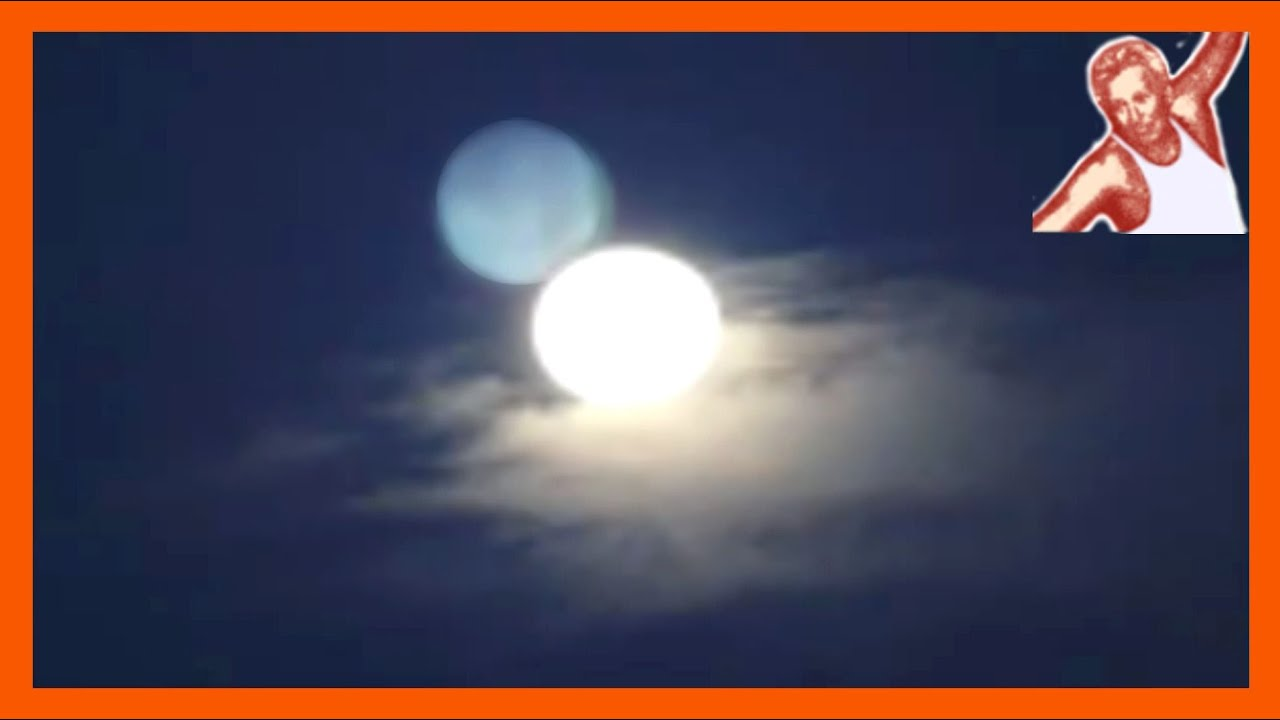 Two Moons In The Sky: What's The Explanation? Well - It's All About  Moondogs!