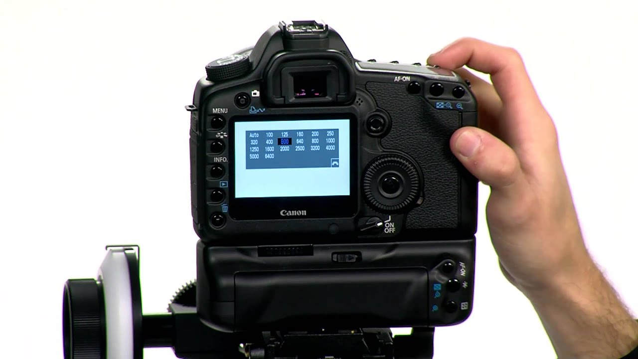 canon 5d mark ii basics 101 youtube rh youtube com canon 5d mark iii manual video canon 5d mark 2 manual video settings
