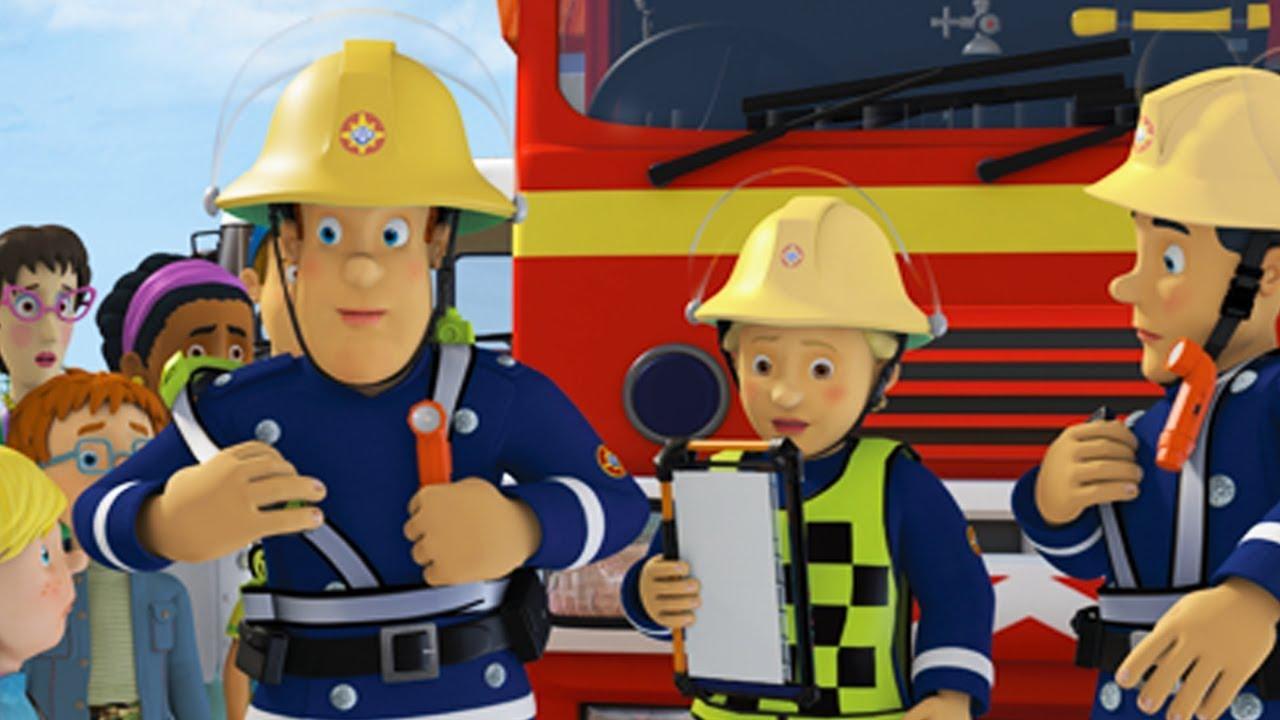 Sam le pompier francais discorde musicale saison 10 - Photo sam le pompier ...