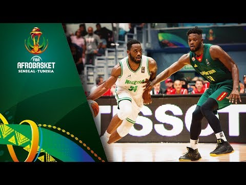 Nigeria v Cameroon - Full Game - Quarter Final - FIBA AfroBasket 2017