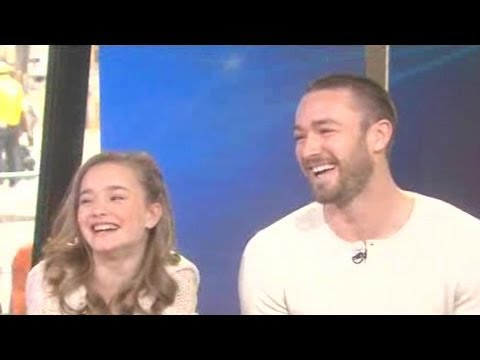 The Today Show - Johnny Sequoyah and Jake McLaughlin ...