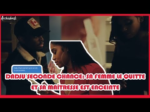 DADJU HIS MASTER IS PREGNANT AND HIS WIFE LEAVE IT - SECOND CHANCE reaction part 3)