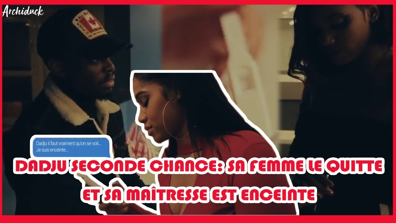 DADJU HIS MASTER IS PREGNANT AND HIS WIFE LEAVE IT , SECOND CHANCE reaction  part 3)