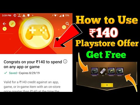 Repeat Free ₹140 Google Play Redeem Code Trick || How to