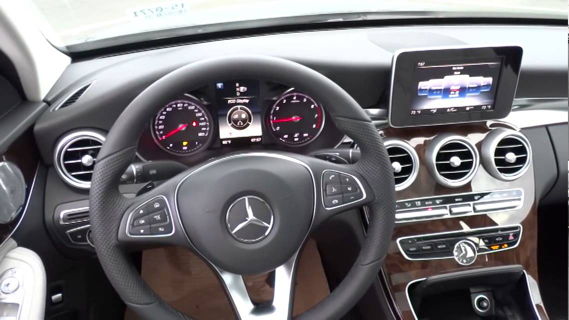 2015 mercedes benz c class pleasanton walnut creek for Mercedes benz livermore