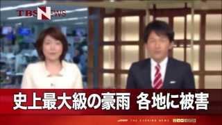 JNNニュースの森OP・テロップ再現