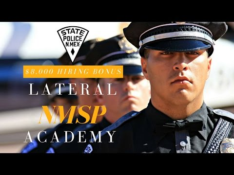 New Mexico State Police Lateral Academy