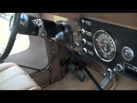 Jeep Cj Parts >> 1979 Jeep CJ5 Renegade - YouTube