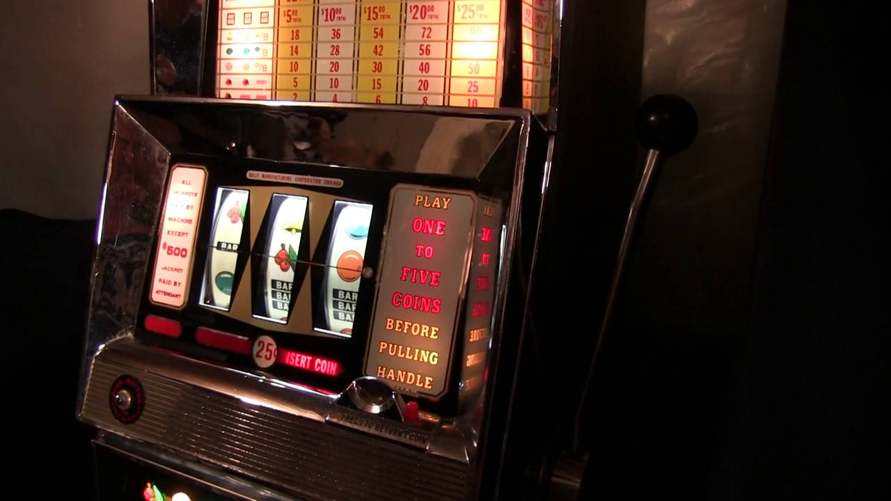 Bally 809 slot machine buy a casino