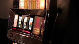 Bally 809 P Slot Machine re-birth !