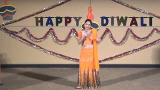 Banno Rani Tumhe Sayani Hona Hi Tha - Amrita Mathuriya Performance on Diwali Show