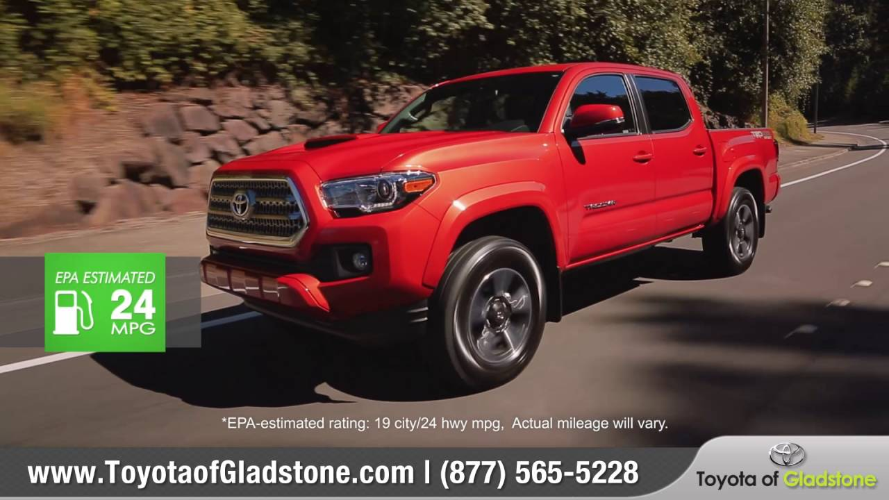 2017 toyota tacoma review youtube. Black Bedroom Furniture Sets. Home Design Ideas