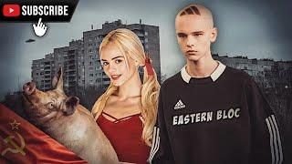 Смотреть клип Dj Blyatman & Hbkn - Eastern Bloc