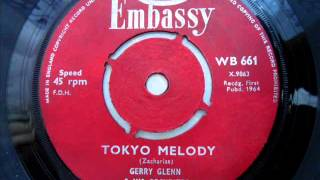 Gerry glenn & his orch - Tokyo melody