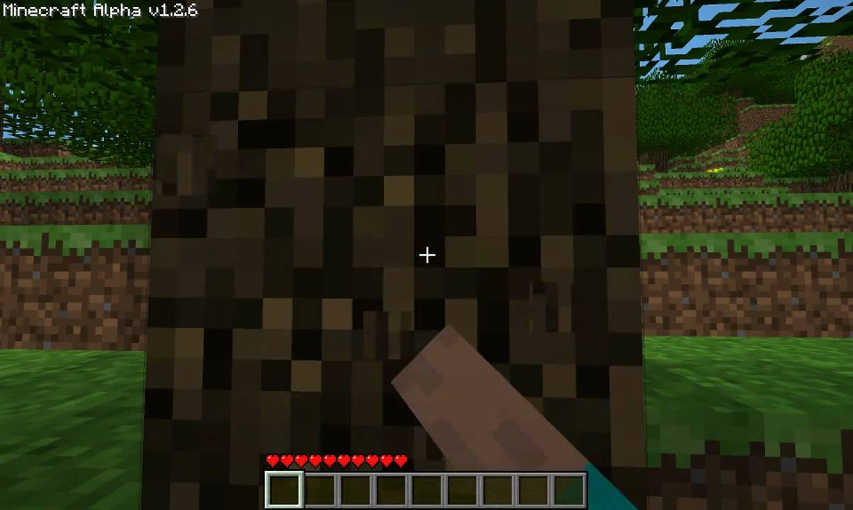 Minecraft Tutorial 01 (v2) - How to Survive your First Night (Enhanced  Version!)
