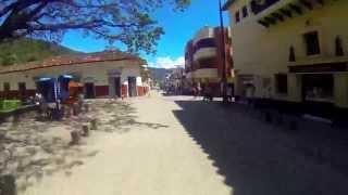 En bicicleta por Ciudad Bolivar, Antioquia
