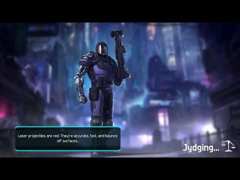 Jydge - Missions from 12 to the end, Nightmare difficulty, no commentary |