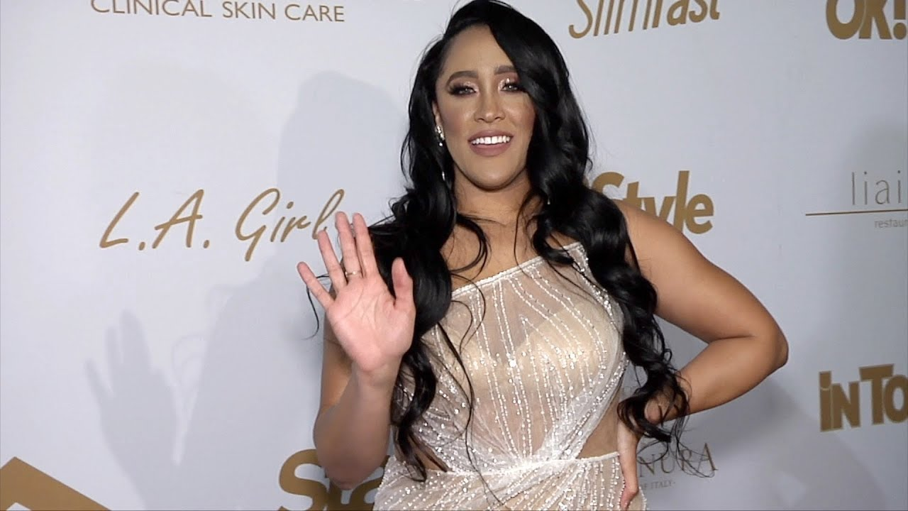Natalie Nunn OK!, Star, In Touch and Life & Style 2019 Pre ...