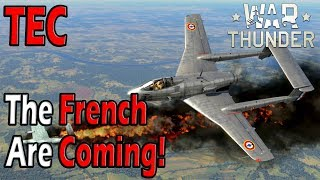 War Thunder - Update 1.73 - The French Are Coming!