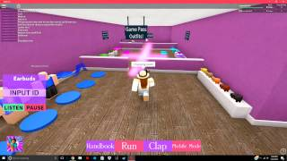 """FDG Focus Dance and Gymnastics"" A Group On ROBLOX"