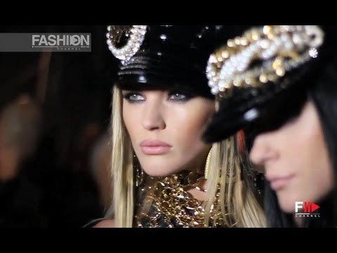 """""""Backstage Live in Action"""" """"DSQUARED2"""" Spring Summer 2013 P-a-p woman Milano by Fashion Channel"""