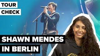 So krass war die Tour von Shawn Mendes in Berlin! | Digster Pop Stories - live