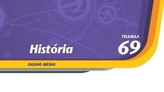 69 - O Regime Militar - História - Ens. Médio - Telecurso