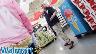 KICKED OUT OF WALMART... AGAIN!