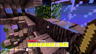minecraft hunger games gameplay   xbox 360 edition