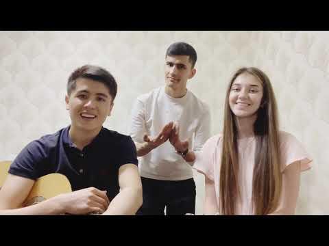 Dayanch Jumaev Ft Liliya And Allanazar  ( Половина моя( Cover By Guitar 🎸🎸🎸🎸👍👍)