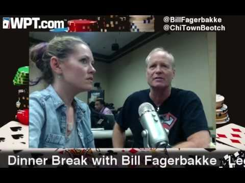 Dinner Break with Bill Fagerbakke