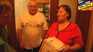 Отзыв о компании Двери Плюс Ульяновск(Отзыв о компании Двери Плюс Ульяновск . Первый подарок в рамках акции