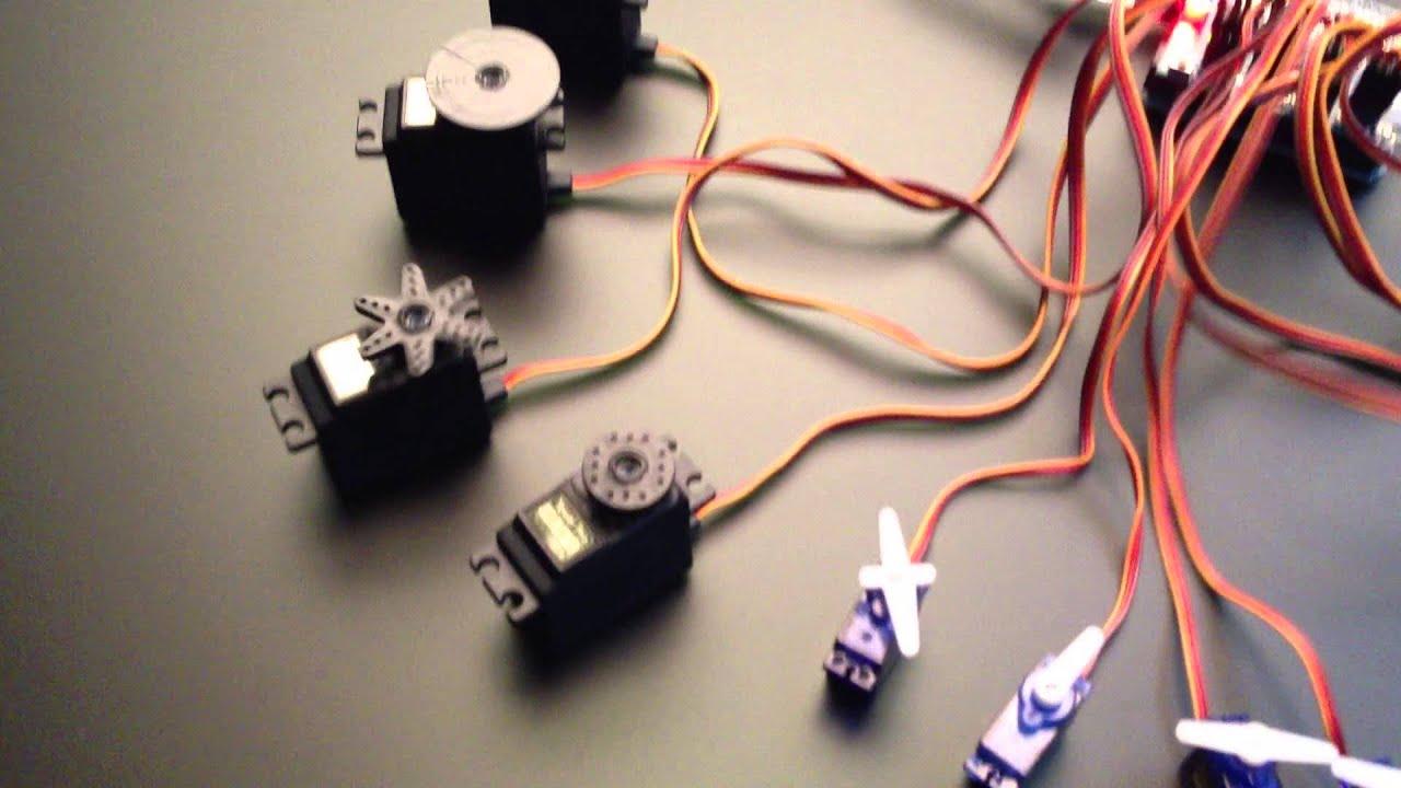 Servo Party Adafruit 16 Channel 12 Bit Pwm Shield I2c Motion Control 101 Motors Interface