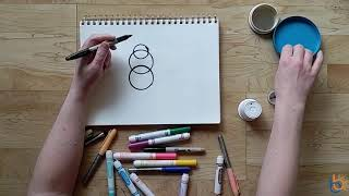 Coloring Shapes Using Evens And Odds | Art Time