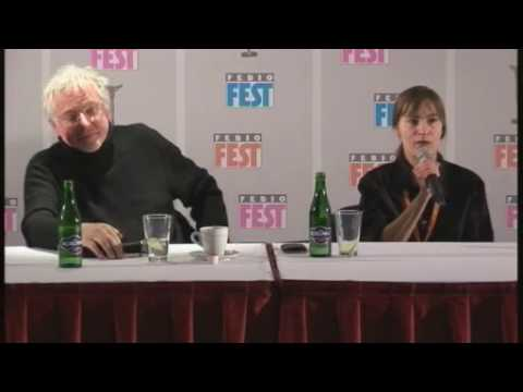 Febiofest Press Conference: Hugh Hudson