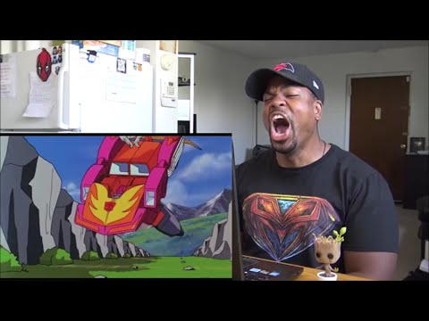 Transformers: The Movie [30th Anniversary Edition] - Official Trailer REACTION!!!