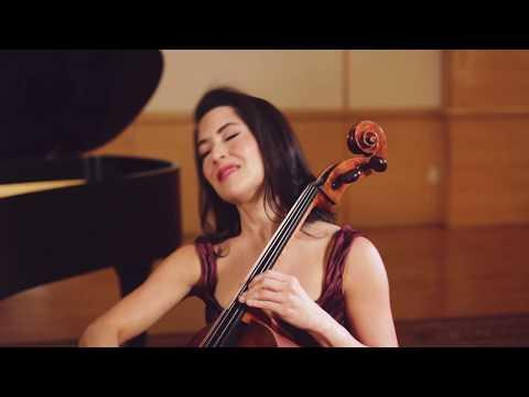 Sergei  Rachmaninoff Cello Sonata, Andante  Kristina Reiko Cooper, cello, Alexandre Joan, piano