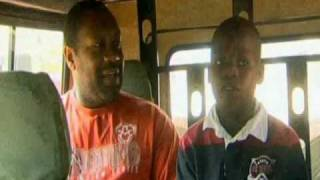 Comic Relief 2009: Lenny Henry Flies To Uganda - Part 4!
