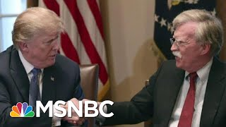'Drug Deal' Witness Puts Impeachment Trial Heat On GOP: Trump 'Cover Up' If Blocked | MSNBC