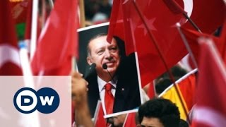 Germany vs Turkey – a political war of words | DW Documentary