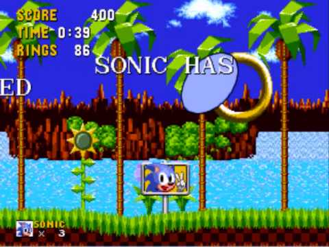 Top Five Old Sonic Games Youtube