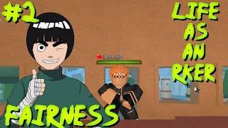 ROBLOX Shinobi Life - Life As An Rker #2 - Fairness
