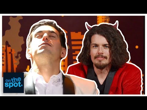 On The Spot: Ep. 135 - Welcome to Hell | Rooster Teeth