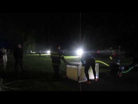 SDH Heřmánky V Odrách Noční 2019 (jiný Záběr)