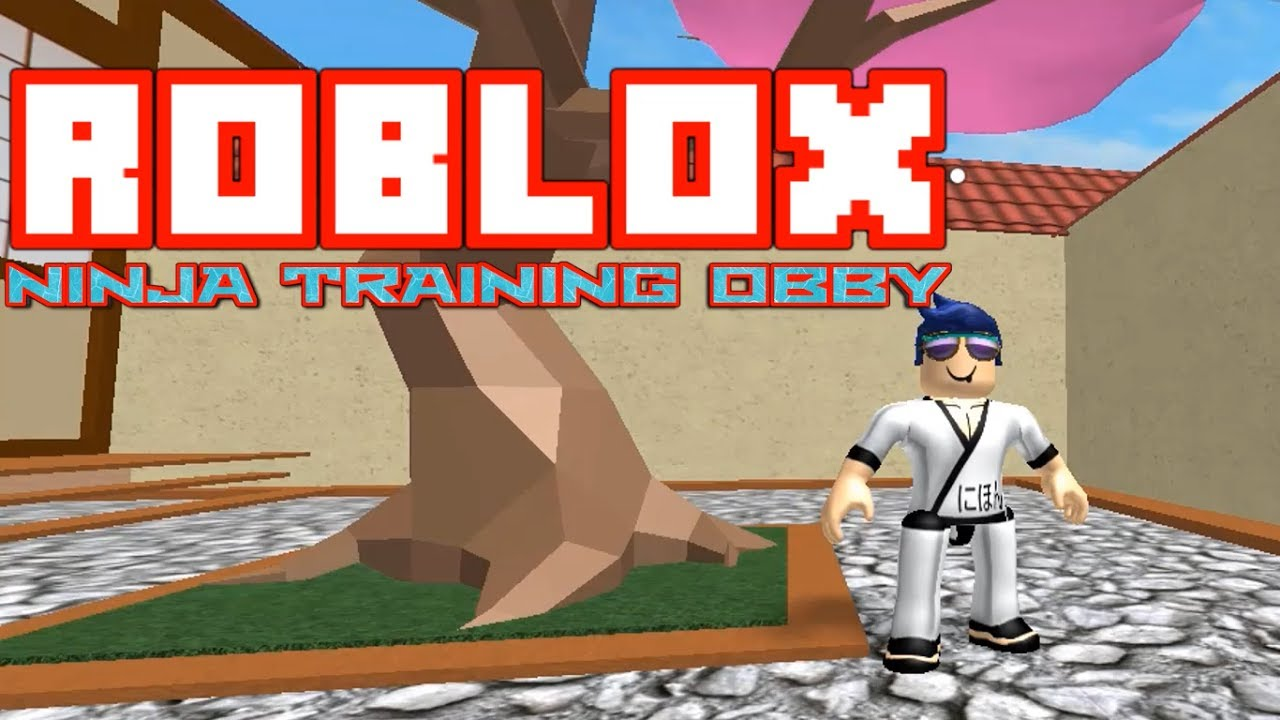 Roblox Fat Paps Song Roblox Ninja Training Obby Youtube