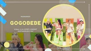 MAMAMOO - 'GOGOBEBE' Easy Lyrics (SUB INDO)