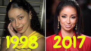 The Evolution of Mya (1998 - 2017)