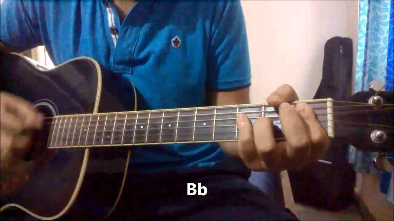 Bolna Kapoor Sons Guitar Lesson Arijit Singh Asees Kaur Youtube